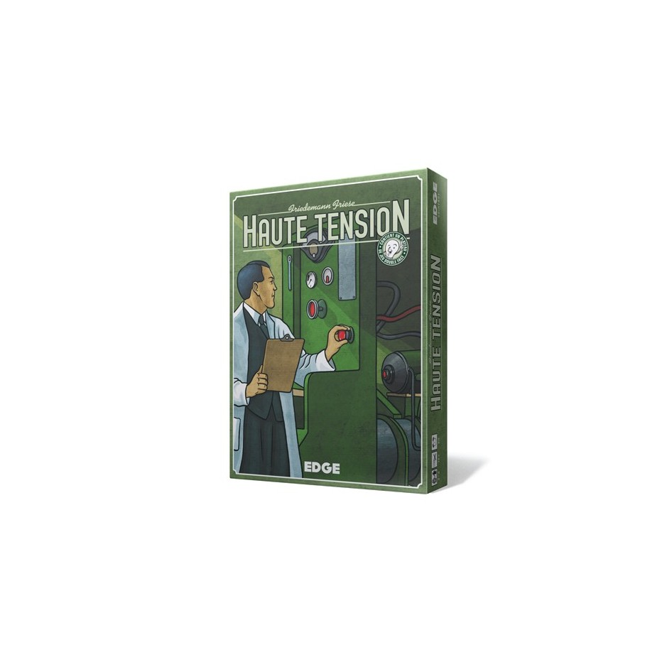 Haute tension r de jeux for Haute tension mots fleches