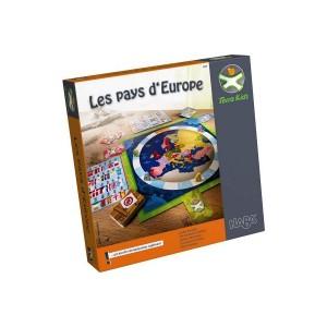 Les Pays d'Europe - Terra Kids