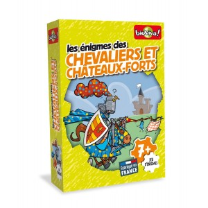 Enigmes chevaliers et chateaux forts