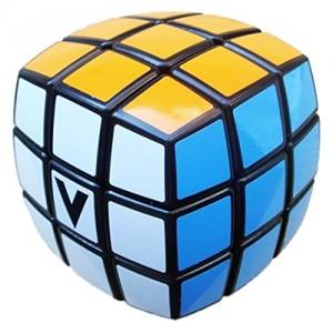 V Cube 3 Bombé 3x3 - Fond Noir