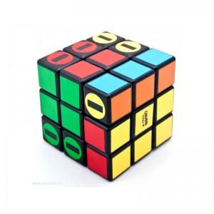 Cross Road Cube Noir - Calvin's Puzzle