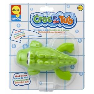 Crocodile nageur pour le Bain