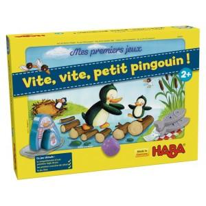 Mes premiers jeux - Vite Vite Petit Pingouin