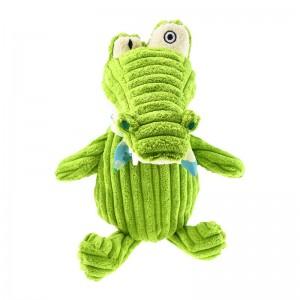 Peluche Simply Aligatos l'Alligator