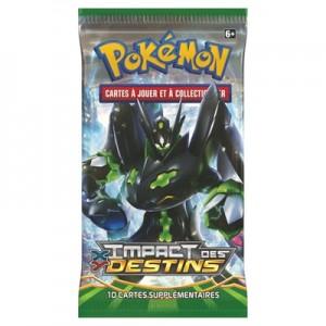Booster Pokemon Impact des Destins XY10