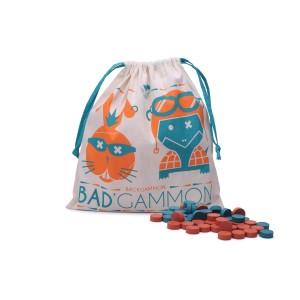 Bad'Gammon - Jeu de Backgammon