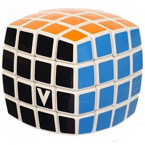 V Cube 4 Bombé - Fond Blanc