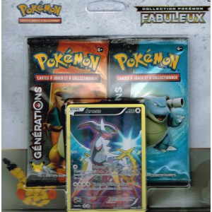 Pack 2 boosters + Carte Promo - Pokemon Fabuleux Generations
