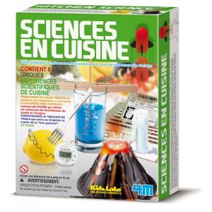 Kit Science en Cuisine - Kidz Labs