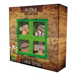 Collection Casse Tetes Bois Junior