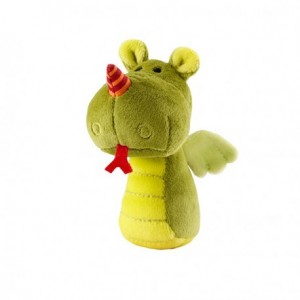 Walter le Dragon - Mini Hochet Clochette