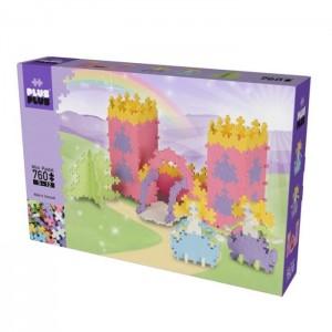 Box Mini Pastel Chateau de Princesse 760 pièces