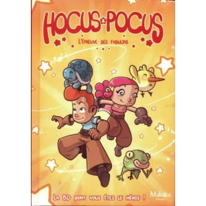 Bd Hocus et Pocus - L'épreuve des Fabulins