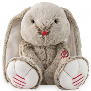 Lapin Sable Large Collection Rouge