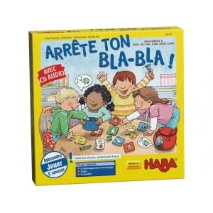 Arrete ton Bla-Bla