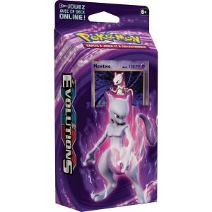 Starter Pokemon Mewtwo XY12 Evolutions