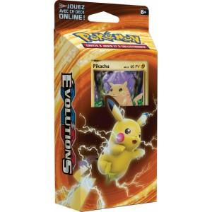 Starter Pokemon Pikachu XY12 Evolutions