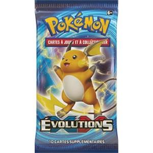 Booster Pokemon Evolutions XY12
