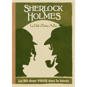 Bd Sherlock Holmes Le Defi d'Irene Adler