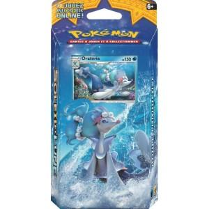 Starter Pokemon Oratoria Houle Lumineuse Soleil et Lune