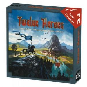 Twelve Heroes - Catch Up Games