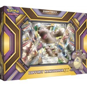 Coffret Pokemon Kangourex EX