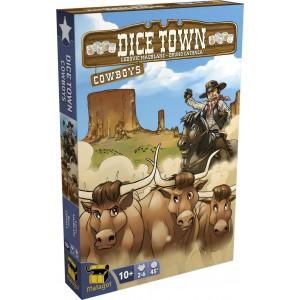 Dice Town Cowboy