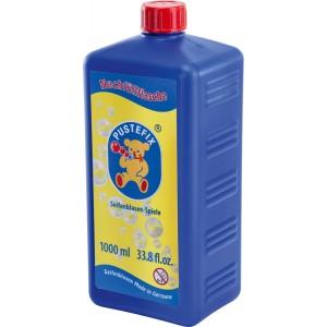 Flacon Recharge bulles de savon - 1000 ml Pustefix