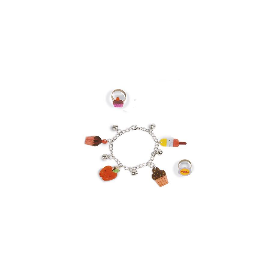 bijoux plastique fou