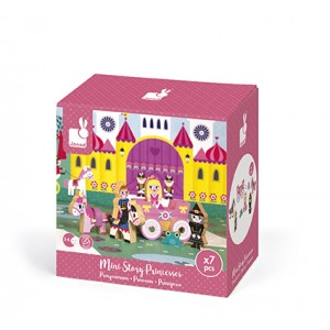 Mini Story - Princesses