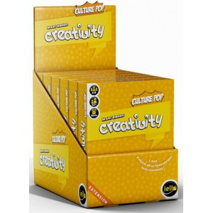 Creativity Extension Culture Pop