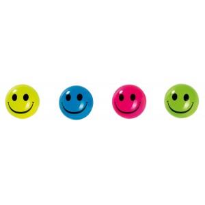 Balle Rebondissante phosphorescente Smile