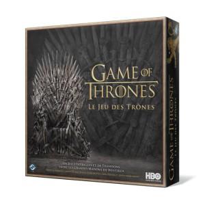 Games of Thrones Le Jeu des Trônes