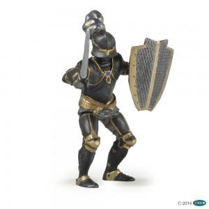 39275 - Chevalier en armure noire