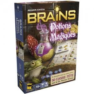 Brains Potions Magiques