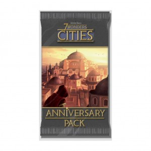 7 Wonders Cities Anniversary Pack