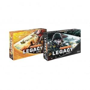 Pandemic Legacy Saison 2 Jaune