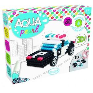 Aqua Pearl Coffret Voiture de Police