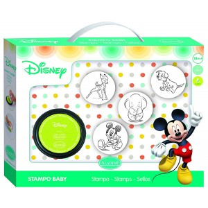 Tampons Stampo Baby - Mickey Disney