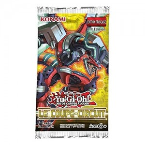 Booster Yu Gi Oh ! Le Coupe Circuit