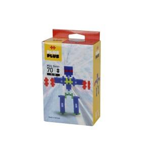 Box Mini Neon Robot 70 pièces