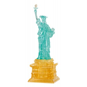 Crystal Puzzle Statue de la Liberté 3D