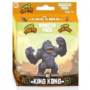 King Of Tokyo Extension King Kong