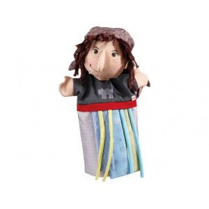 Marionnette La Sorcière