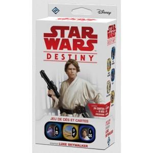 Star Wars Destiny Starter Luke Skywalker