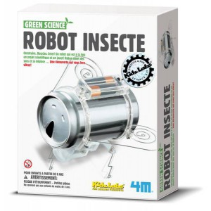 Kit Robot Insecte