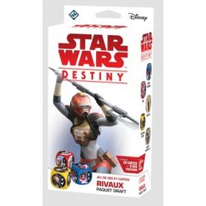 Star Wars Destiny Rivaux Set de Draft