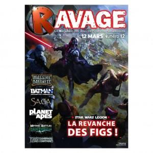Ravage Numero 12