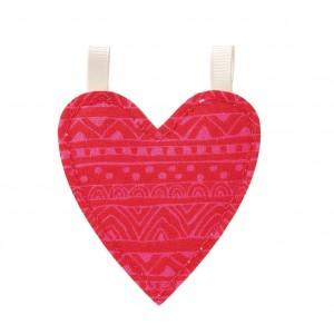 Coeur en tissu