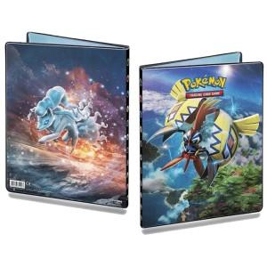 Album A4 Pokemon Soleil et Lune SL02